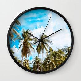 Bali #society6 #decor #buyart Wall Clock