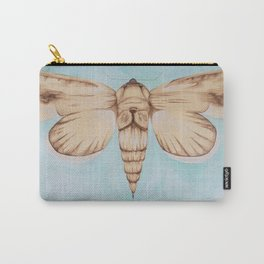 Maguey Moth Carry-All Pouch