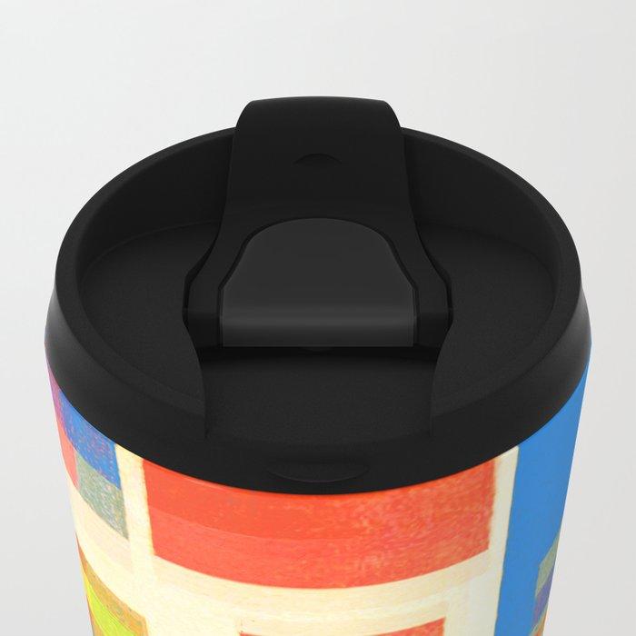 Bristol Metal Travel Mug
