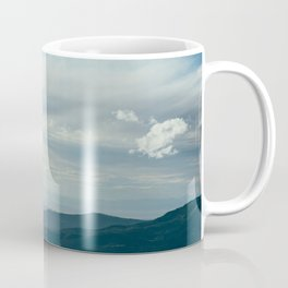 Cedar Breaks Blue Coffee Mug