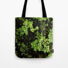 Textures - Moss Tote Bag