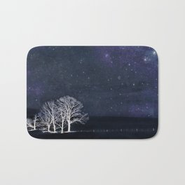 The Fabric of Space and the Boundary of Knowledge Bath Mat