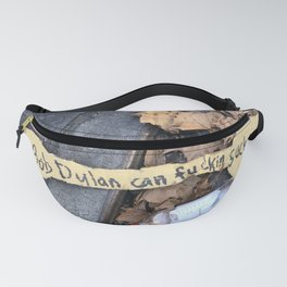 Bob Dylan can... Fanny Pack
