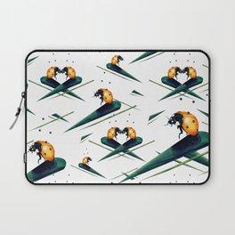 Bugs in Love (Pattern) Laptop Sleeve