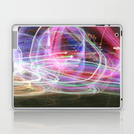 Carnival Lights Laptop & iPad Skin
