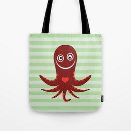Squid of Pain Tote Bag