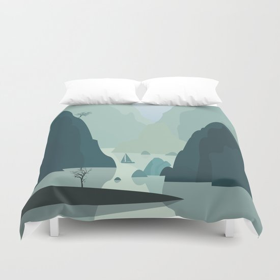 My Nature Collection No. 24 Duvet Cover