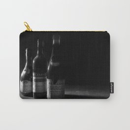 vintage bottles Carry-All Pouch