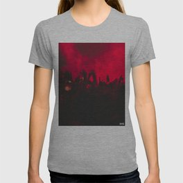 Rising. T-shirt