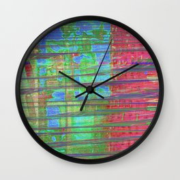 20180113 Wall Clock