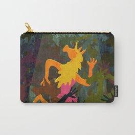Unicorn Last Dance Carry-All Pouch