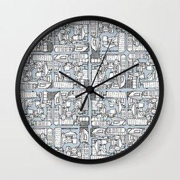 Mundane objects II Wall Clock