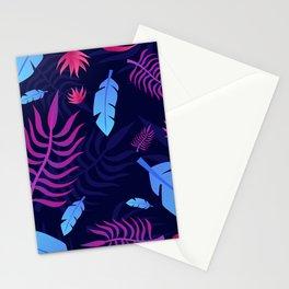Fashion Cartoon Tree Art Stationery Cards