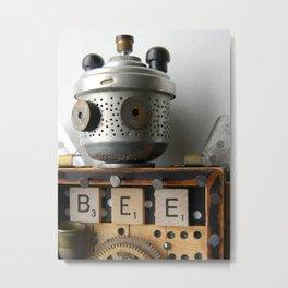 B.E.E. 2 Metal Print