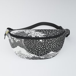 Hokusai - The Great Wave of Kanagawa Fanny Pack
