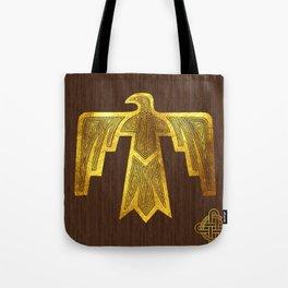 Ilvermorny Thunderbird Tote Bag