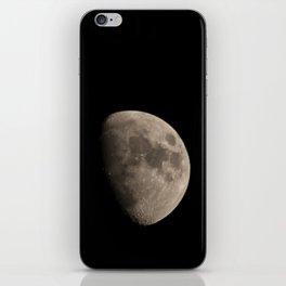 More Than Half iPhone Skin