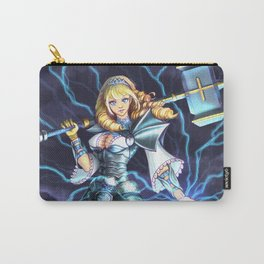 Goddess of Thunder Carry-All Pouch
