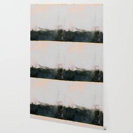abstract smoke wall painting Wallpaper