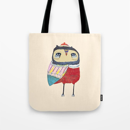 Sweet Owl. owl, owl art, owl print, owls Tote Bag