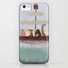 setting sail iPhone 5c Slim Case