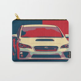 Subaru Ilustration Carry-All Pouch