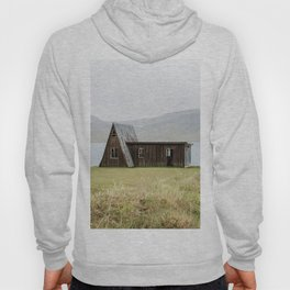 House in front of the lake Hoody