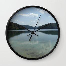 Croatian Beauty Wall Clock