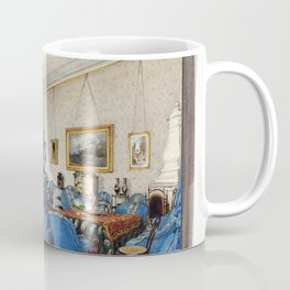 Franz Alt - A Salon in Vienna - Digital Remastered Edition Coffee Mug