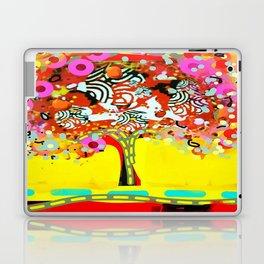 calipso fusion tree Laptop & iPad Skin