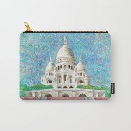 Paris Monument Carry-All Pouch