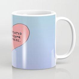 Bastard Heart (#5) Coffee Mug