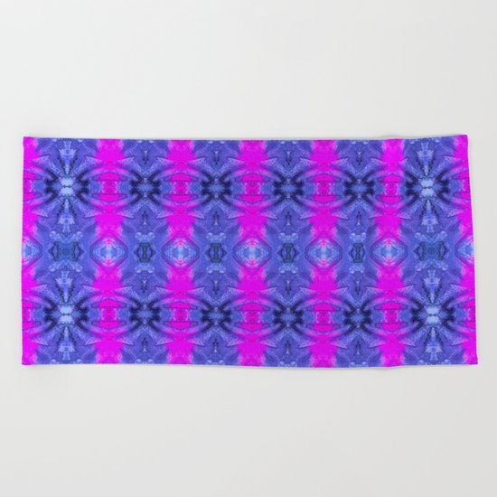 Southwest Abstract  Beach Towel