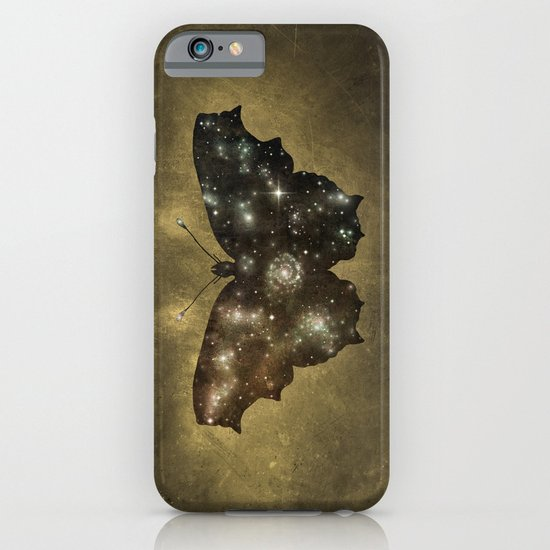 Cosmic Butterfly  iPhone & iPod Case