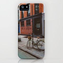New York's West Village iPhone Case
