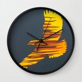 Fly On Wall Clock