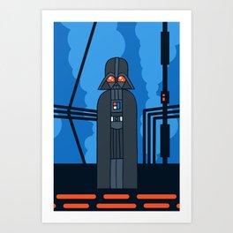 EP5 : Darth Vader Art Print