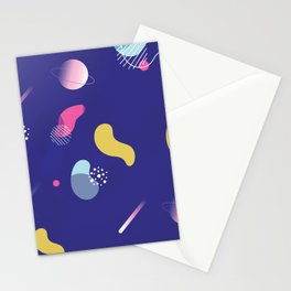 Out of Space Stationery Cards