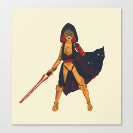 Sith reepio Canvas Print