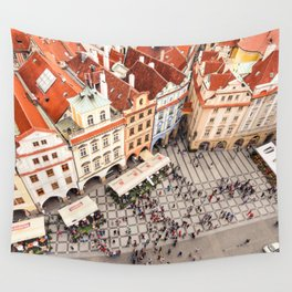 PRAGUE 1 Wall Tapestry
