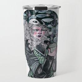 Lady Knight Travel Mug