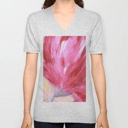 A Flower for You Unisex V-Neck