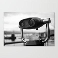 i spy Canvas Print