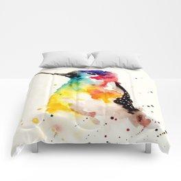 Humming Bird Comforters