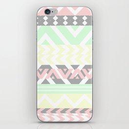 chevron pattern. iPhone Skin