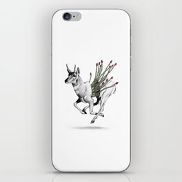 Pronghorn iPhone Skin