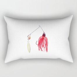 Fishing Tackle 47 Rectangular Pillow