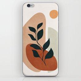 Soft Shapes II iPhone Skin