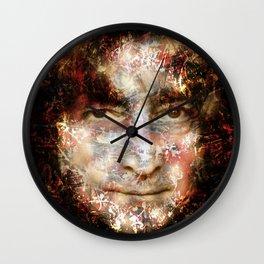 JOHN Wall Clock
