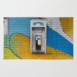 Telephone Rug